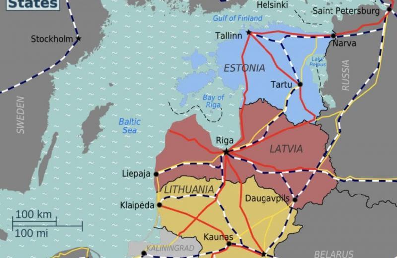Вільнюс стає новим центром на Новому Шовковому шляху