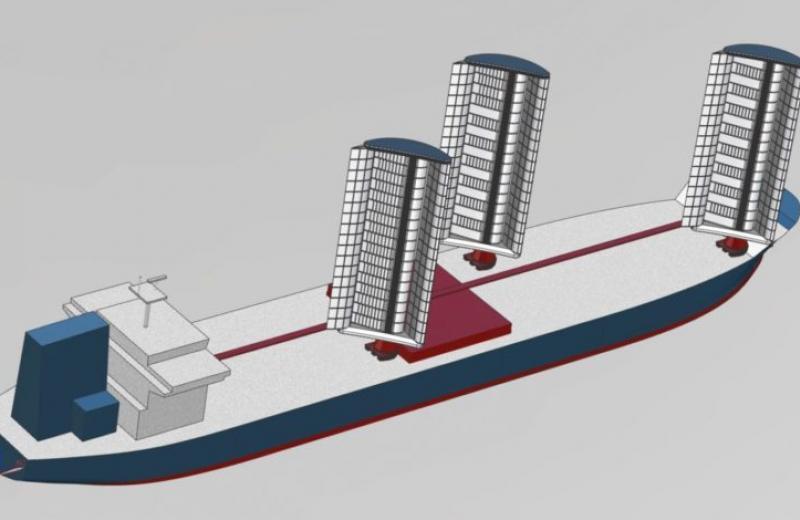 Cargill повертається до вітрильного судноплавства