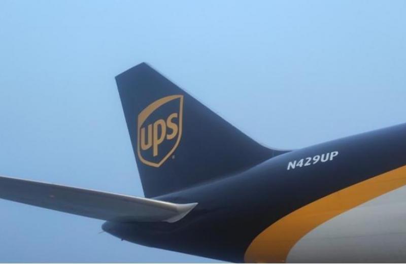 По приглашению UPS представители SAT посетили транзитный авиационный терминал UPS в Польше, который обрабатывает все грузы, доставляемые в Польшу из других стран.