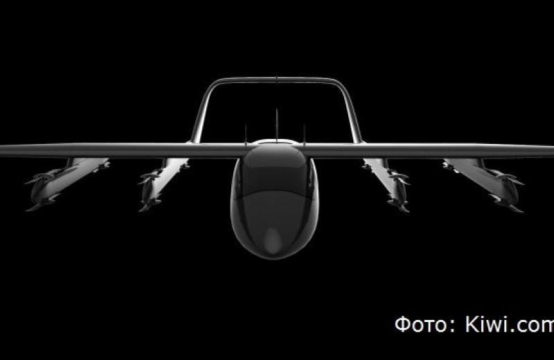 В Чехии представили беспилотный пассажирский самолет