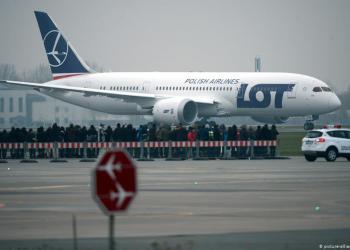 Через американський безвіз у Польщі збудують новий аеропорт на 100 млн. пасажирів