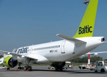 В компанії airBaltic розповіли, як відновлюватимуть авіарейси в Україну