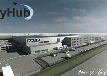 Airbus виводить з аутсорсингу свою складську логістику