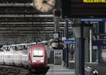 Авиакомпания KLM меняет самолеты на поезда