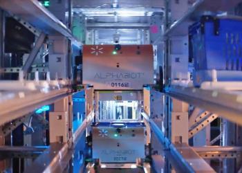 Walmart переходит на роботизированную систему сборки онлайн-заказов