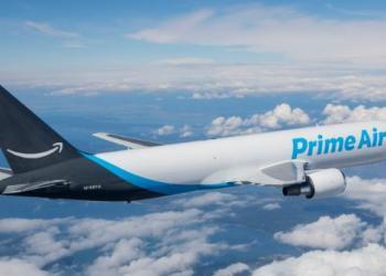 Amazon Air візьме в оренду ще 12 вантажних «Боїнгів»
