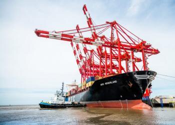 омпанії Maersk і MSC відмовляються від британського порту Феліксстоу та переходять до Ліверпуля