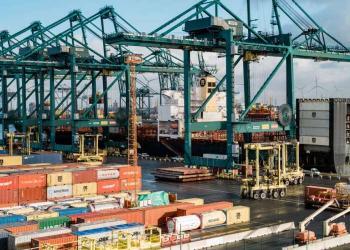 Порт Антверпена запроваджує цифрову платформу для обробки контейнерів