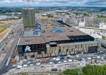 Auchan открыл «гипермаркет будущего» в Люксембурге