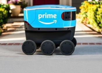 Amazon створює центр досліджень автономної доставки