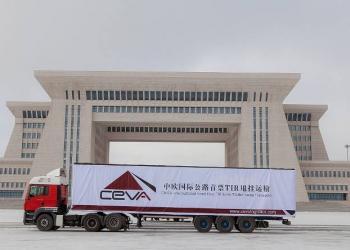 Європейська логістика придивляється до автоперевезень з Китаю