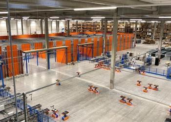 Бельгійська пошта почала використовувати надсучасний сортувальний центр