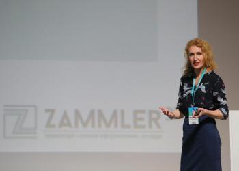 Експертка з міжнародної логістики ZAMMLER GROUP Катерина Бобошко виступила на Get Business Festival