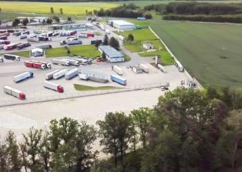 Брак нових стоянок для автотранспорту в Європі