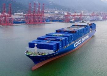 Китайська компанія Cosco збирається продавати контейнерні ф'ючерси на фондовій біржі