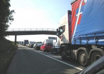 Данія обмежить комбіновані перевезення через запровадження Пакету мобільності