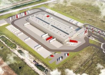 DB Schenker будує ультрасучасний термінал у Польщі