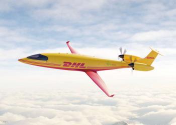 Компанія DHL Express інвестує в електричні вантажні літаки