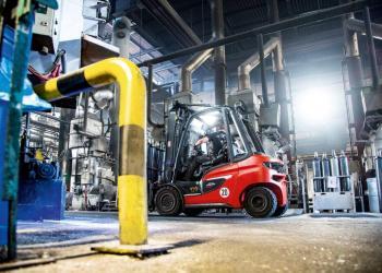 Наскільки екологічним є останнє покоління вилкових навантажувачів із двигунами внутрішнього згоряння