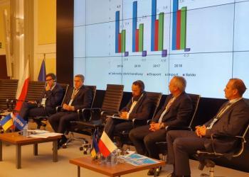 Україна та Польща зацікавлені у створенні спільної логістичної компанії для АПК