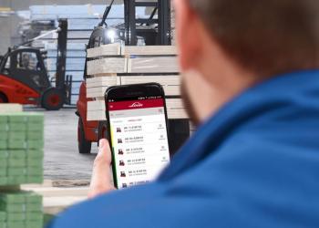 Ефективна допомога менеджерам парків техніки – Додаток Linde Service Manager