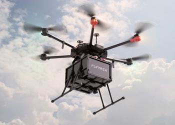 Компанія Flytrex збільшує обсяги доставки на дронах для мережі Walmart у Північній Кароліні