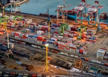 Арабська компанія придбала частину порту Південний