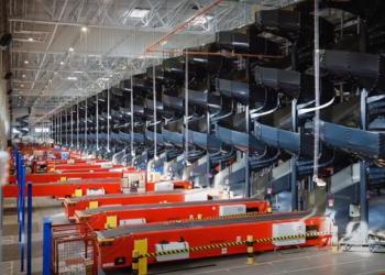 «Нова пошта» запустила другу чергу Київського інноваційного терміналу (КІТ)