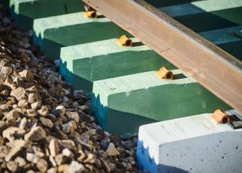 У Бельгії створили перші у світі «екологічно безпечні» шпали для залізниці