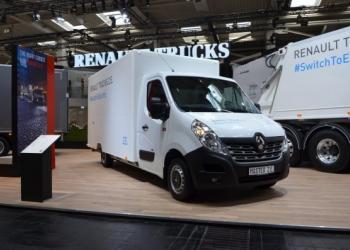 Електричні вантажівки Renault Trucks стануть доступними для кожного сегменту ринку