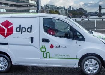 DPD збільшує свій парк електротранспорту