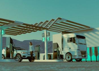 У Німеччині та Польщі розгорнуть станції для надшвидкої зарядки вантажівок