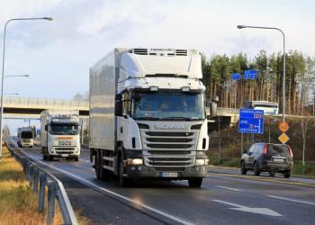 Обсяги вантажних перевезень у ЄС перевищили докризовий рівень