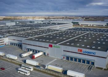 FM Logistic Central Europe на 100% забезпечує склади зеленою енергією