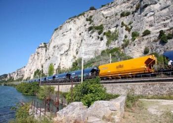 У Франції залізниця об'єднує зусилля з річковим перевізником