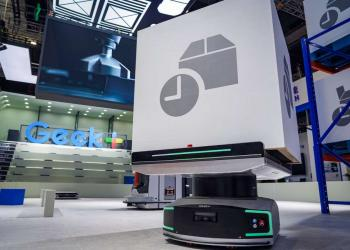 Роботи Geek + забезпечать сортування контейнерів