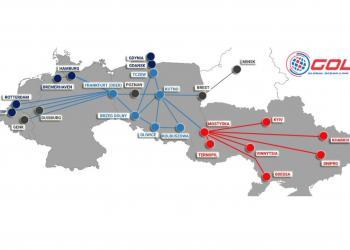 На українсько-польському кордоні відкрили новий інтермодальний термінал