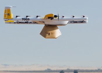 Google получил право доставлять посылки на дронах по всей территории США