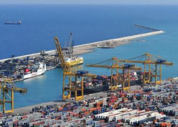 За 2018 год морпорты Украины увеличили перевалку грузов почти на 2,6 млн.тонн