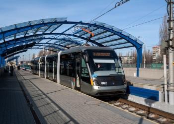 Британські та німецькі трамваї можуть використати для перевезення вантажів у містах