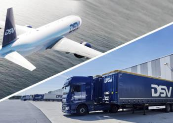 Еженедельная доставка сборных грузов из Европы в Украину от DSV