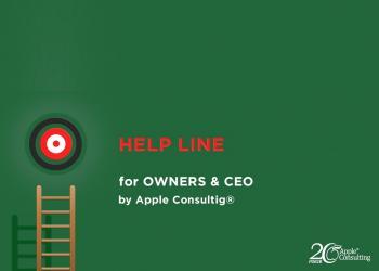 Help line для керівників від Apple Consulting