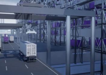 High Bay Storage - новая система хранения контейнеров