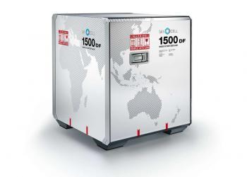 Швейцарська компанія розробила надхолодний контейнер для транспортування вакцини від Covid-19