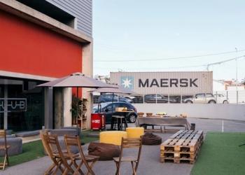 Компанія Maersk придбала хмарний логістичний стартап