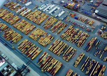 Половина європейських морпортів відчула спад вантажообігу у 1 кварталі 2020 року