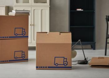 IKEA пропонує покупцям забирати меблі у поштоматах