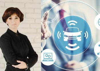 Ирина Новикова: без инноваций логистика невозможна