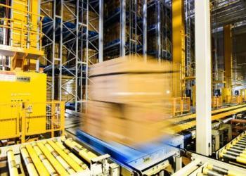 JD автоматизувала процеси на складі зберіганні громіздких товарів