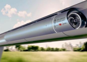 В Іспанії розробляють капсулу для Hyperloop